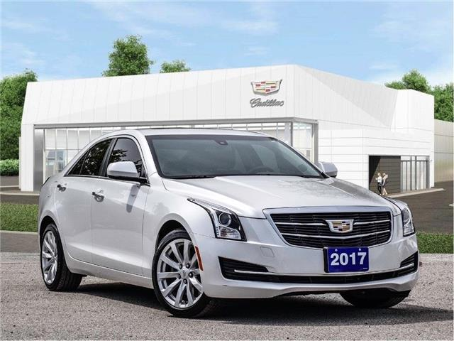 2017 Cadillac ATS 2.0L Turbo (Stk: 083289A) in Markham - Image 1 of 29