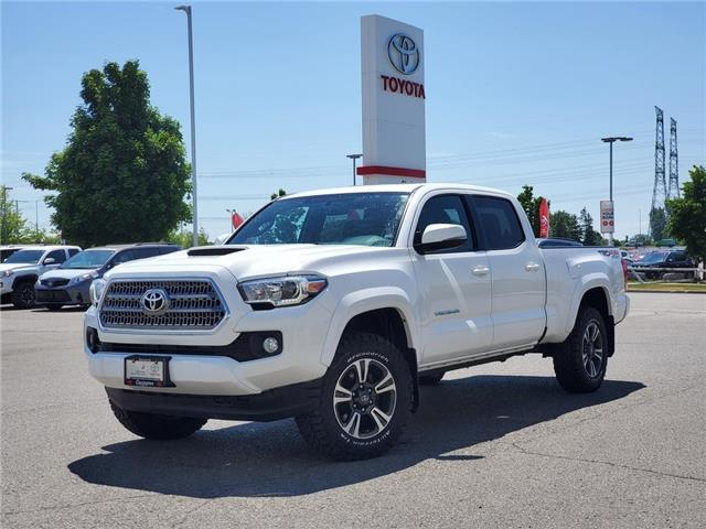 2017 Toyota Tacoma  (Stk: P2488) in Bowmanville - Image 1 of 27