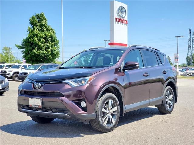 2017 Toyota RAV4  (Stk: P2493) in Bowmanville - Image 1 of 27
