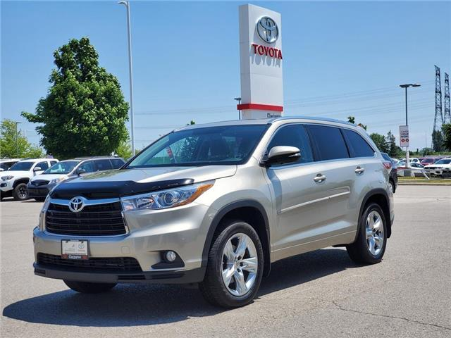 2015 Toyota Highlander  (Stk: 20541A) in Bowmanville - Image 1 of 30