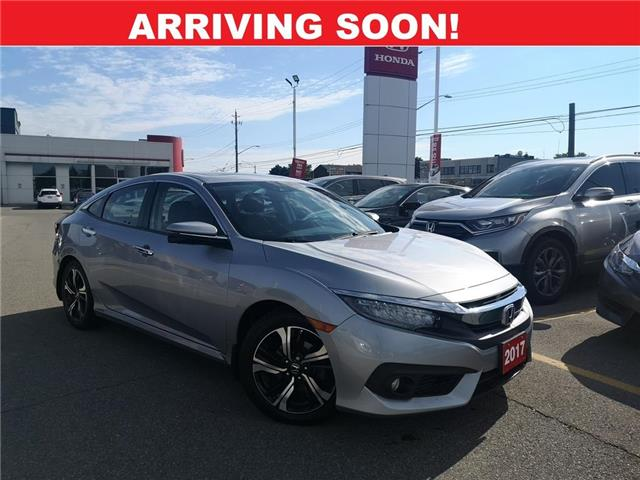 2017 Honda Civic Touring (Stk: 10A494A) in Hamilton - Image 1 of 1