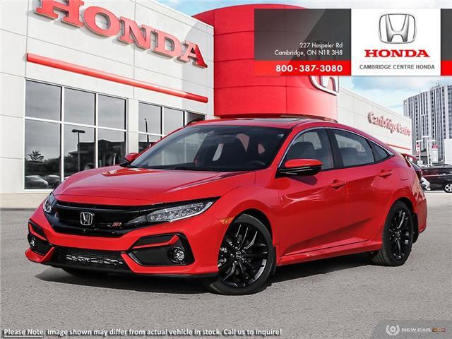 2020 Honda Civic Si Base (Stk: 20969) in Cambridge - Image 1 of 23