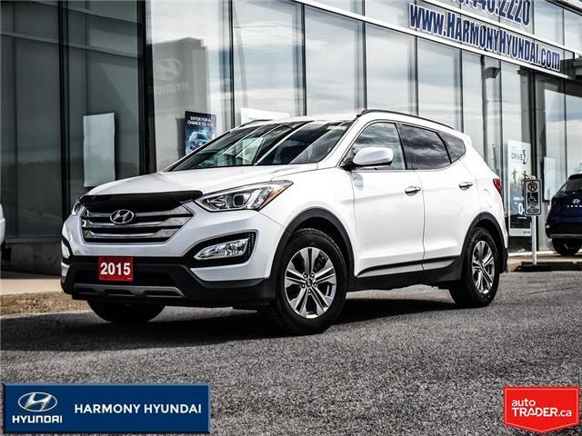 2015 Hyundai Santa Fe Sport  (Stk: 20077A) in Rockland - Image 1 of 25
