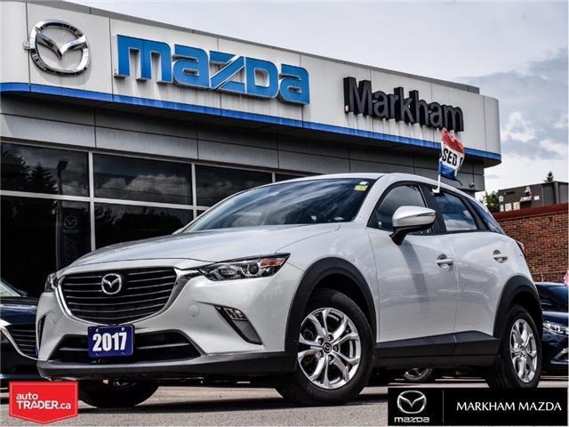 2017 Mazda CX-3 GS (Stk: P1985) in Markham - Image 1 of 22