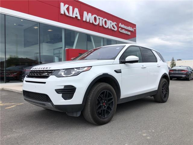 2017 Land Rover Discovery Sport SE (Stk: 20424A) in Gatineau - Image 1 of 23