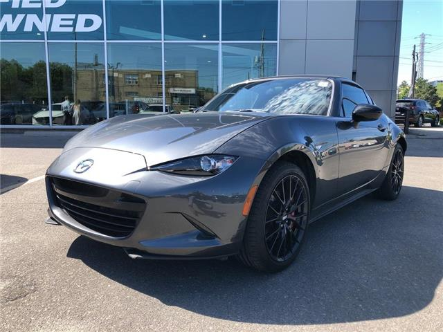 2017 Mazda MX-5 GS (Stk: P2134) in Toronto - Image 1 of 30