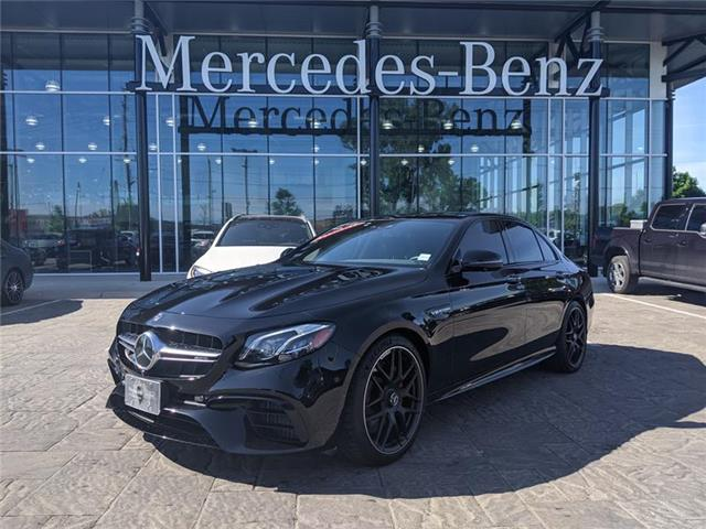 2018 Mercedes-Benz AMG E 63 S-Model (Stk: L1341) in London - Image 1 of 27