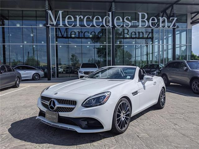 2017 Mercedes-Benz SLC 300 Base (Stk: L1349) in London - Image 1 of 1