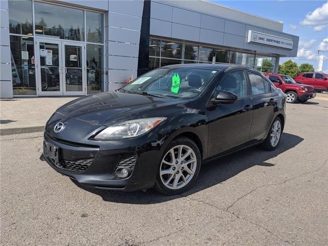 2012 Mazda Mazda3 GT (Stk: B9909A) in Orangeville - Image 1 of 20
