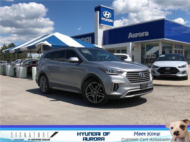 2017 Hyundai Santa Fe XL Limited (Stk: 221711) in Aurora - Image 1 of 18