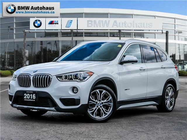 2016 BMW X1 xDrive28i (Stk: P9479) in Thornhill - Image 1 of 29