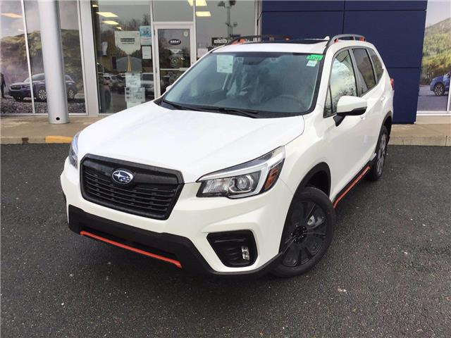 2020 Subaru Forester Sport (Stk: S4288) in Peterborough - Image 1 of 19