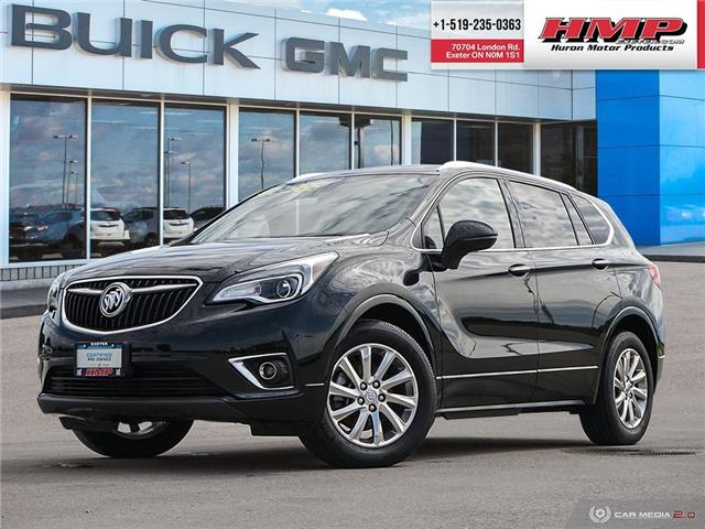 2019 Buick Envision Essence (Stk: 87490) in Exeter - Image 1 of 27