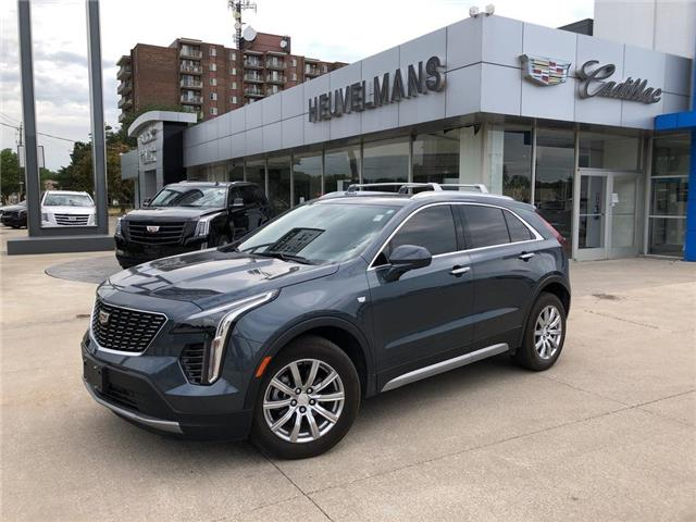 2019 Cadillac XT4  (Stk: L185A) in Chatham - Image 1 of 20