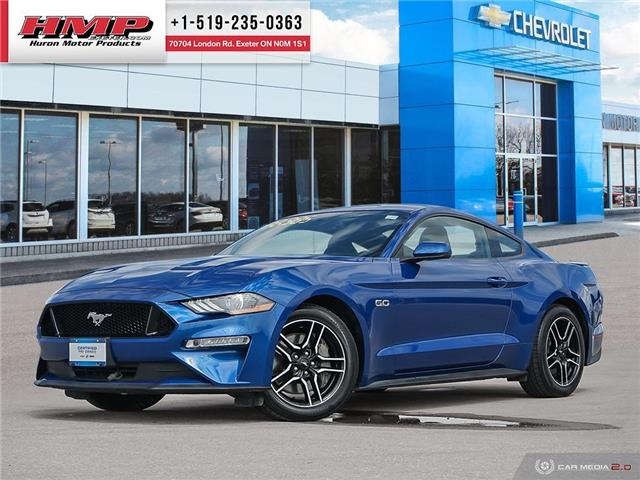 2018 Ford Mustang GT (Stk: 87556) in Exeter - Image 1 of 27