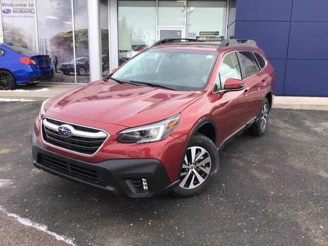 2020 Subaru Outback Touring (Stk: S4221) in Peterborough - Image 1 of 16