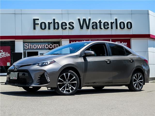 Used 2017 Toyota Corolla SE  - Waterloo - Forbes Waterloo Toyota
