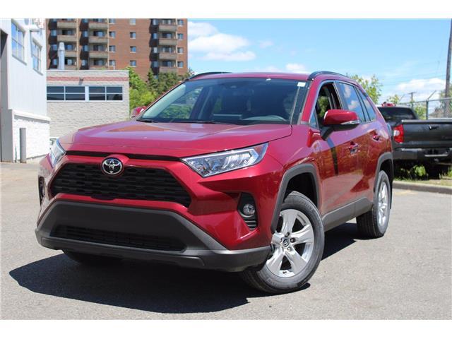 2020 Toyota RAV4 XLE (Stk: 28027) in Ottawa - Image 1 of 22