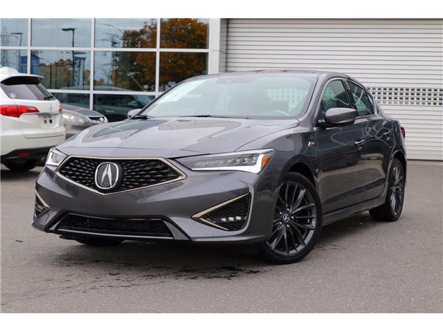 2020 Acura ILX Tech A-Spec (Stk: 19215) in Ottawa - Image 1 of 30
