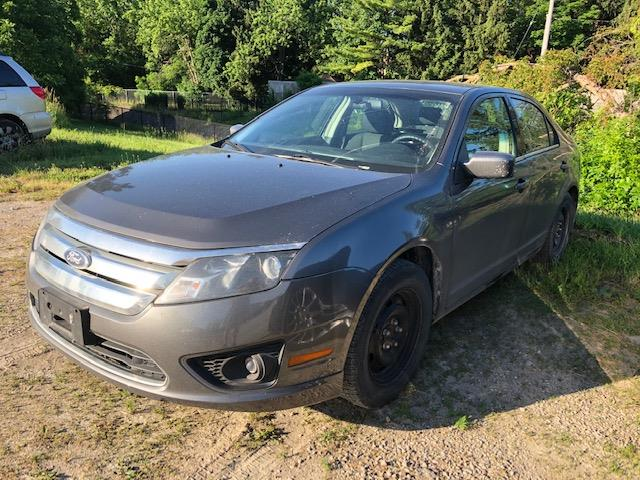 2011 Ford Fusion SE (Stk: 240166) in Milton - Image 1 of 1