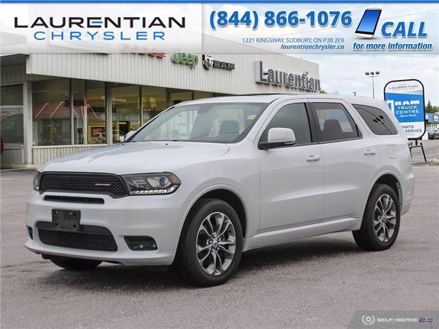 2020 Dodge Durango GT (Stk: P0097) in Sudbury - Image 1 of 33