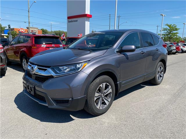 2018 Honda CR-V LX (Stk: W4824A) in Cobourg - Image 1 of 1