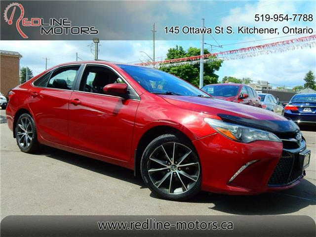 2015 Toyota Camry XSE (Stk: 4T1BF1) in Kitchener - Image 1 of 1