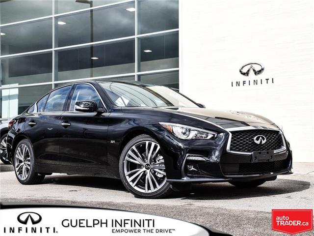 2020 Infiniti Q50  (Stk: I7187) in Guelph - Image 1 of 29