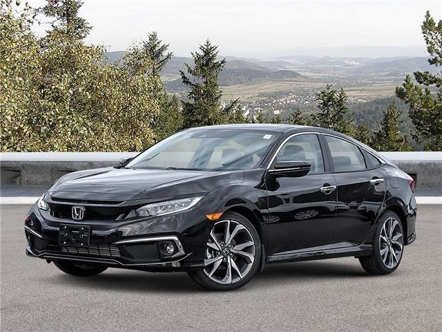 2020 Honda Civic Touring (Stk: 20505) in Milton - Image 1 of 23