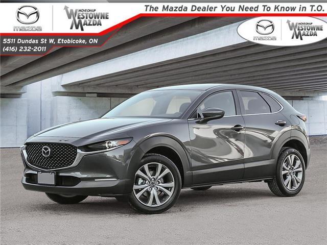 2020 Mazda CX-30 GS (Stk: 16283) in Etobicoke - Image 1 of 23