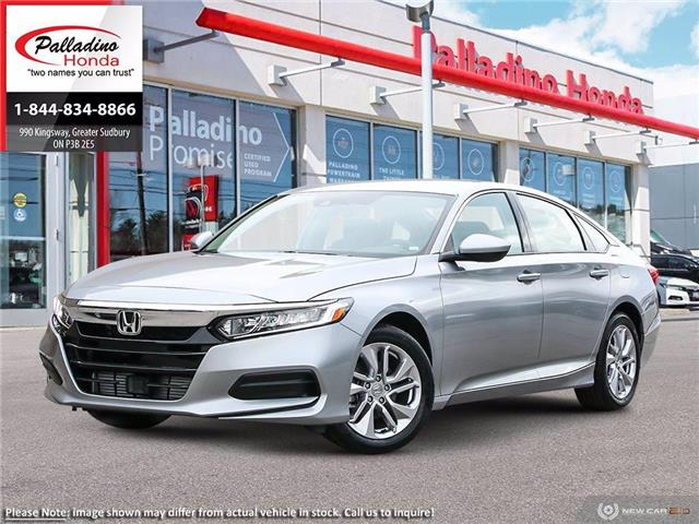 2020 Honda Accord LX 1.5T (Stk: 22546) in Greater Sudbury - Image 1 of 23