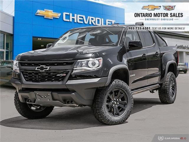 2020 Chevrolet Colorado ZR2 (Stk: T0196396) in Oshawa - Image 1 of 18