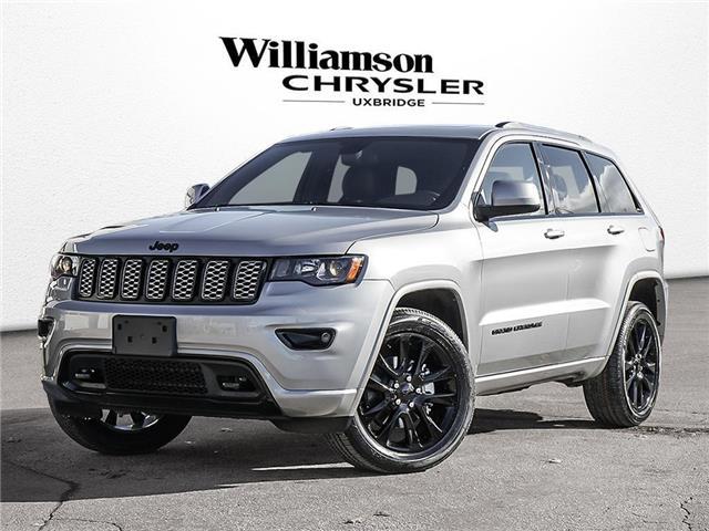 2020 Jeep Grand Cherokee Laredo (Stk: 3362) in Uxbridge - Image 1 of 23
