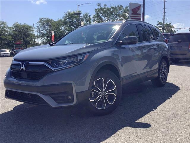 2020 Honda CR-V EX-L (Stk: 20492) in Barrie - Image 1 of 28