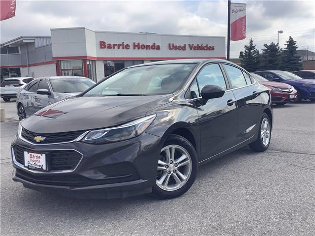 2017 Chevrolet Cruze LT Auto (Stk: U17482) in Barrie - Image 1 of 27