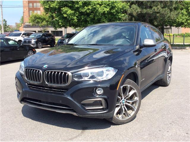 2017 BMW X6 xDrive35i (Stk: 13053A) in Gloucester - Image 1 of 24