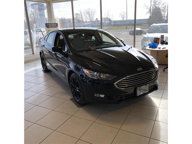 2020 Ford Fusion SE (Stk: LR142020) in Wallaceburg - Image 1 of 12