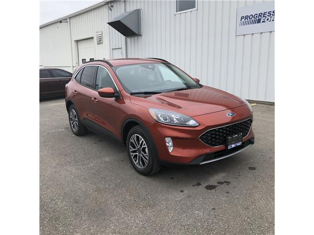 2020 Ford Escape SEL (Stk: LUA42941) in Wallaceburg - Image 1 of 15