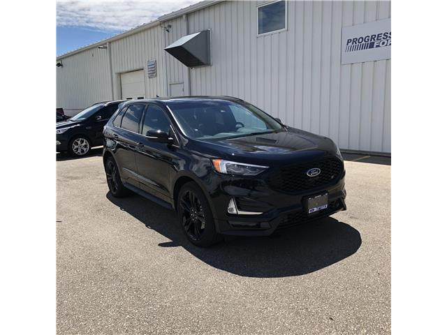 2020 Ford Edge ST (Stk: LBA65225) in Wallaceburg - Image 1 of 17