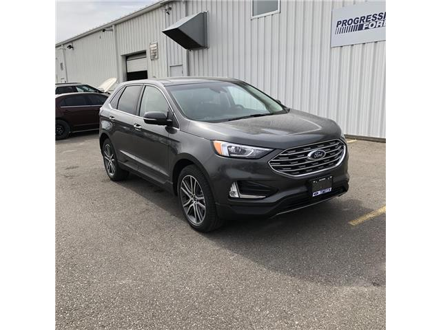 2020 Ford Edge Titanium (Stk: LBA65228) in Wallaceburg - Image 1 of 16