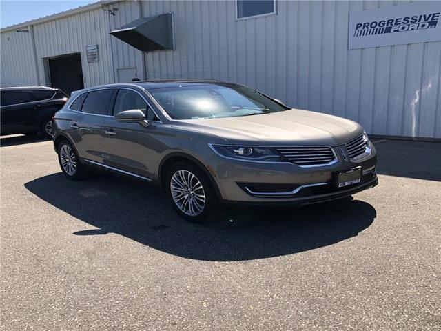 2017 Lincoln MKX Reserve (Stk: HBL41563) in Wallaceburg - Image 1 of 16