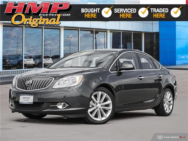 2016 Buick Verano Leather (Stk: 73292) in Exeter - Image 1 of 27