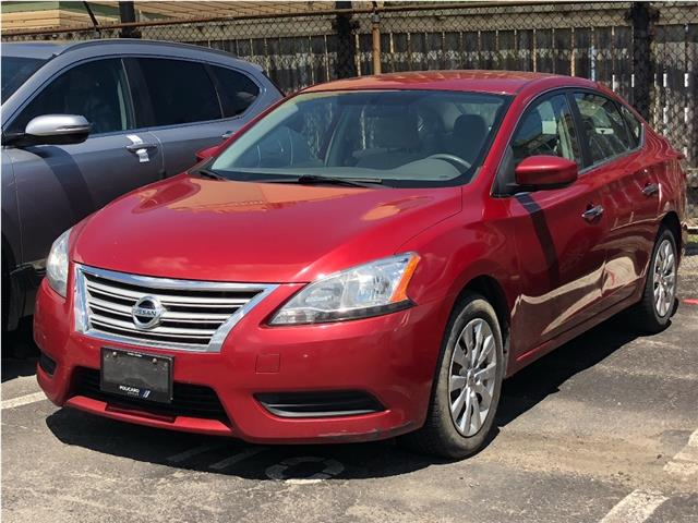 2013 Nissan Sentra 1.8 S (Stk: 2201102A) in North York - Image 1 of 11