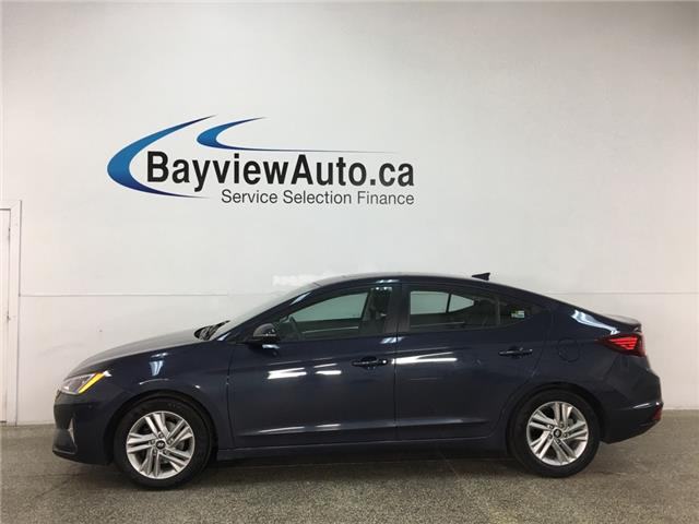 2020 Hyundai Elantra Preferred w/Sun & Safety Package (Stk: 36779W) in Belleville - Image 1 of 26