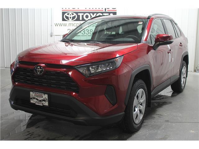 2020 Toyota RAV4 LE (Stk: W118987) in Winnipeg - Image 1 of 21
