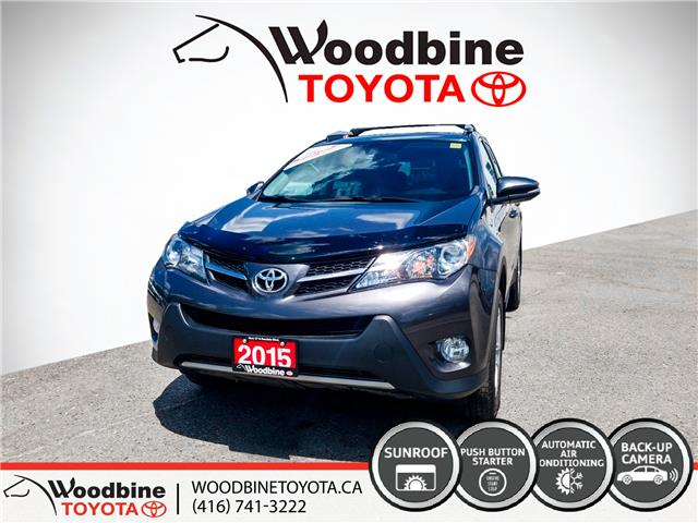 2015 Toyota RAV4 Limited (Stk: 20-270A) in Etobicoke - Image 1 of 20