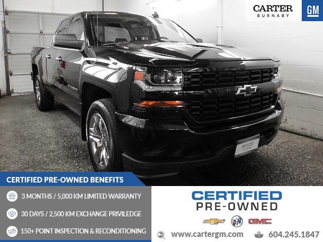 2019 Chevrolet Silverado 1500 LD Silverado Custom (Stk: N9-59311) in Burnaby - Image 1 of 22