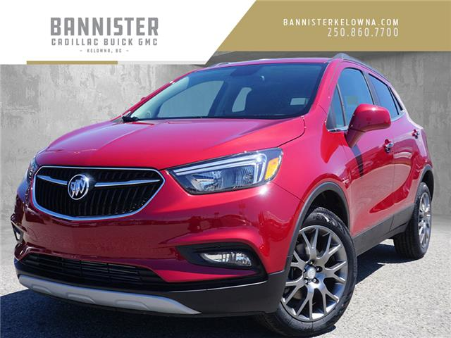 2020 Buick Encore Sport Touring (Stk: 20-080) in Kelowna - Image 1 of 11