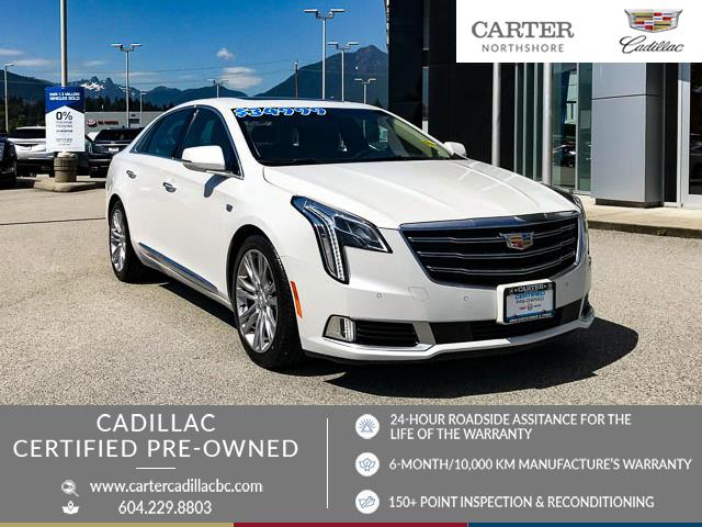 2018 Cadillac XTS Luxury (Stk: 973900) in North Vancouver - Image 1 of 26
