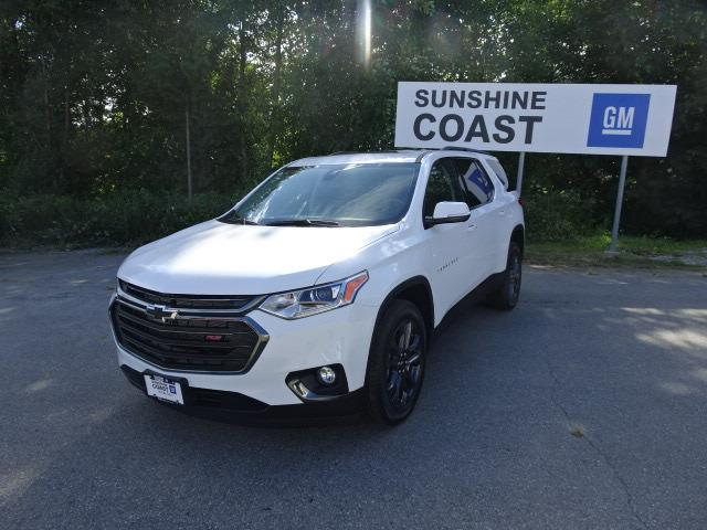 2020 Chevrolet Traverse RS (Stk: TL248610) in Sechelt - Image 1 of 26